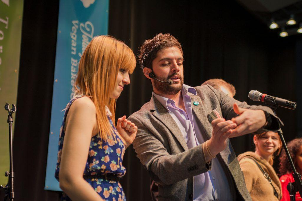 Toronto Corporate Event Entertainment Rob Testa Comedy Illusionist Magician & Mentalist